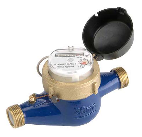 Multi-Jet Water Meters