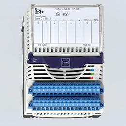 temperature input module for zone 2 series 9482-33
