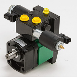 Gear Motors Type 4.5