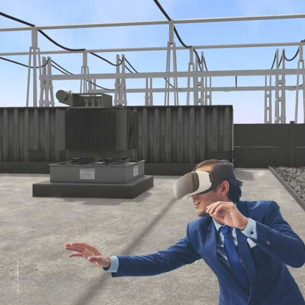 Virtual Reality Solution for Industry