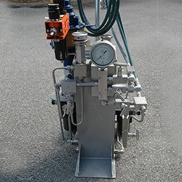 custom hydraulic hand pumps
