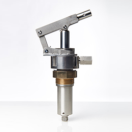 micropac mb 316 stainless steel drum pump