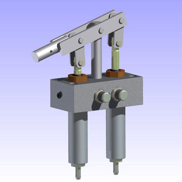 Micropac MH Tandem Hand Pump