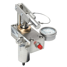 micropac mw-s carbon steel hand pump