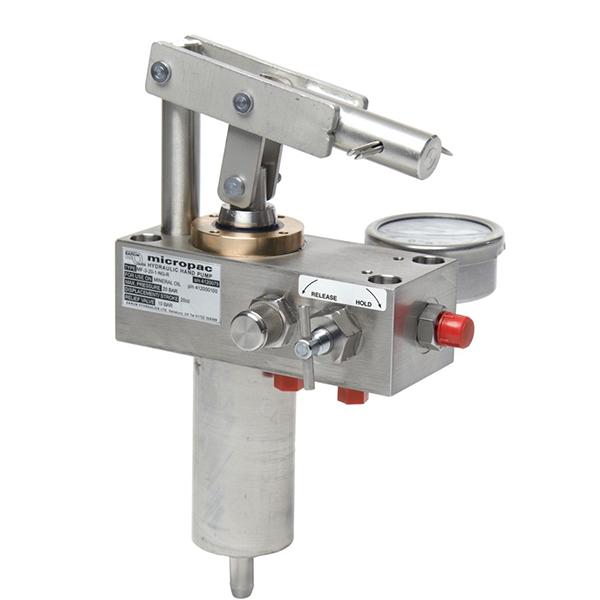 Pressure Test & Hydrotest Pumps
