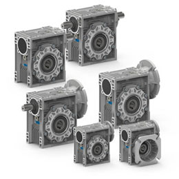 Gearboxes-VP and VI