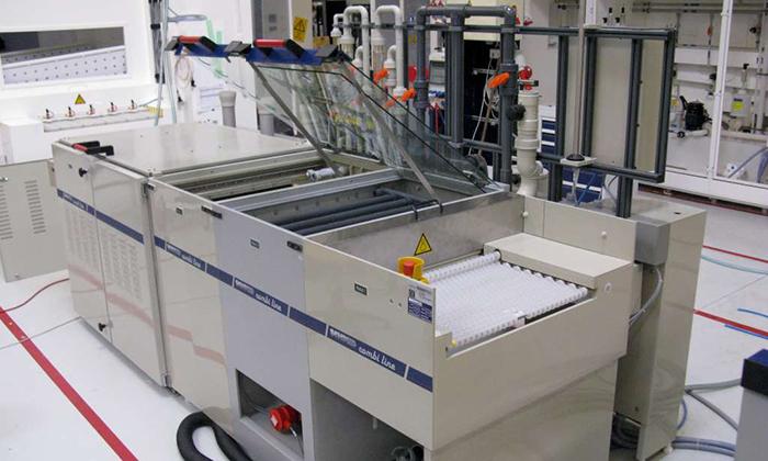 Printed Circuit Microetching Machine