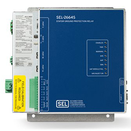 SEL-2664S-Stator Ground Protection Relay