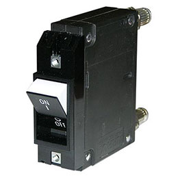 Ial-cel-lel series magnetic circuit breakers