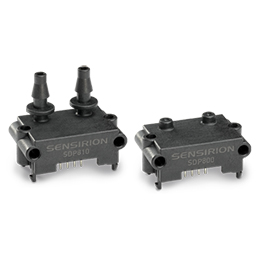 Differential Pressure Sensors SDP800 Series