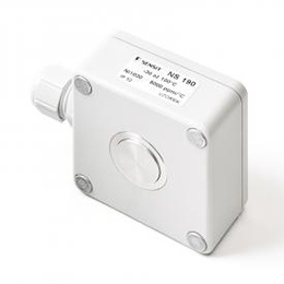 temperature sensors with magnetic fixing