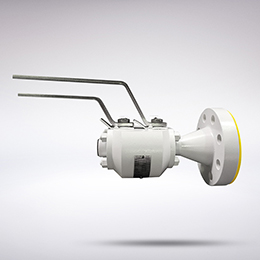 DOUBLE BLOCK AND BLEED FLOATING BALL VALVES