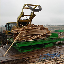 Production Wood Chips