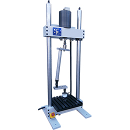 Servo-pneumatic fatigue test machine