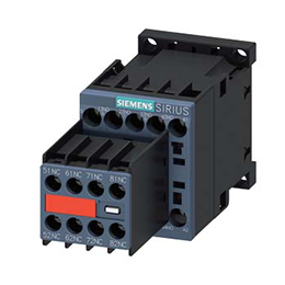 Contactor relays