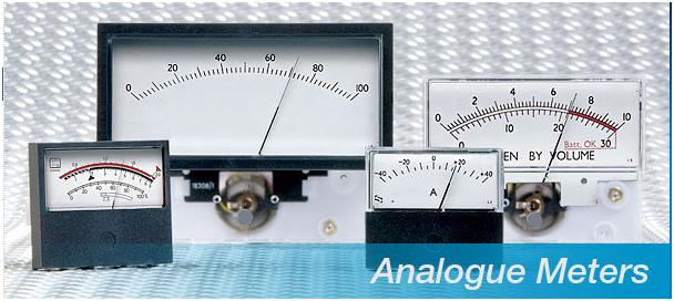 Analogue Meters