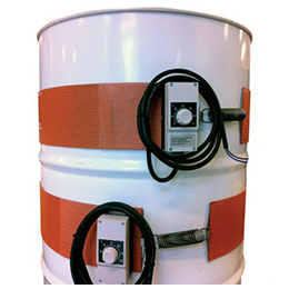 silicone heating bands for barrels