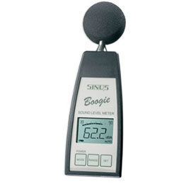 SOUND LEVEL METERS-Boogie