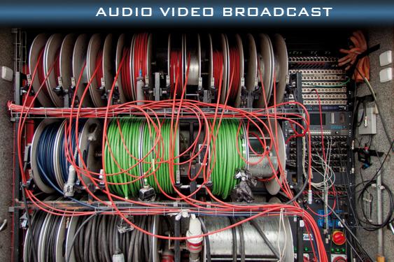 Audio Video Broadcast
