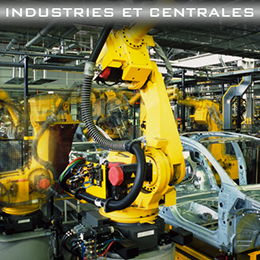 Industry and central