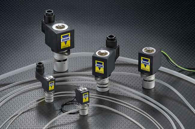 Total Isolation Solenoid Valves (DRY)