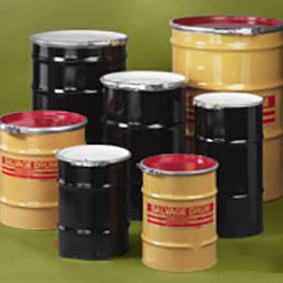 Lever Lock Closure Drums