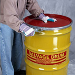Overpack Salvage Drums
