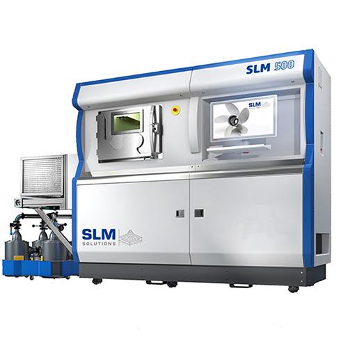 SLM 500-Lasers