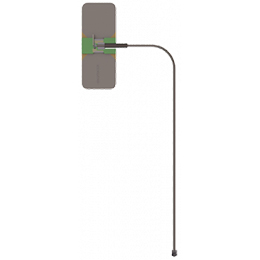 dual band s-c omni-directional concealment antenna
