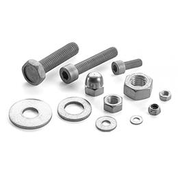 Screws made of aluminum