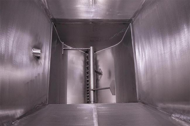 Mechanical rotating agitator