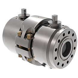 tandem ball valve
