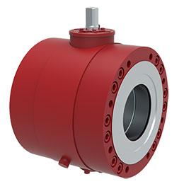 wafer ball valve