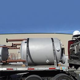 Stainless Steel Pressure Vessel Fabrication