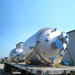 Mixing Tank & Batch Tank Manufacturer