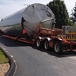 Custom Fabricated Stainless Steel Storage Tanks
