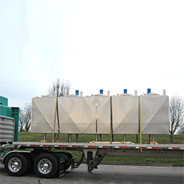Custom Stainless Steel Tanks & Processing Equipment