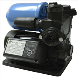 Silent Booster Pump-SSA series