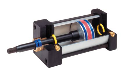 Star 3 Series Interchangeable NFPA Pneumatic cylinders