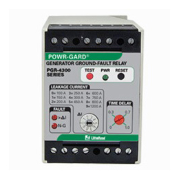 PGR 4300 Series-Generator Ground-Fault Relay