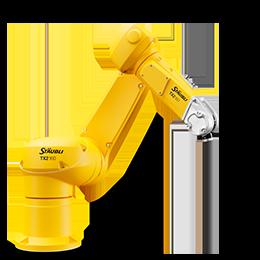TX2-160 6 axis industrial robot