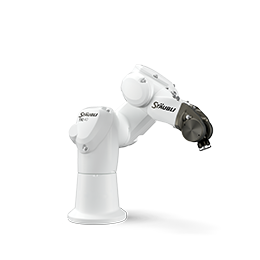 TX2-40 Stericlean 6-axis robotic arms