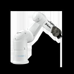 TX2-90 | TX2-90L | TX2-90XL Stericlean 6-axis robotic arm