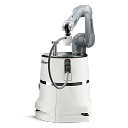 HelMo the mobile robot system