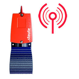 RADIO FOOT SWITCH-RF GFI