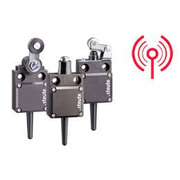 WIRELESS POSITION SWITCHES-RF 13