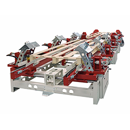SMOP Pallet Machining Line