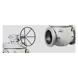 high integrity top entry ball valves
