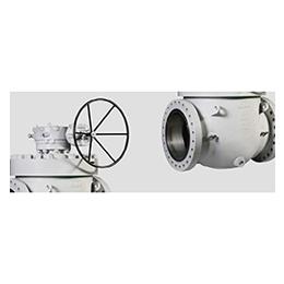 high integrity top entry ball valves
