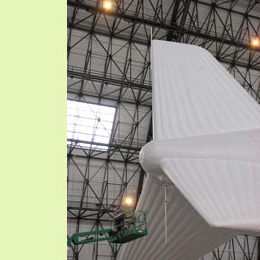 Aerostat Antennas — VHF/UHF/L-band